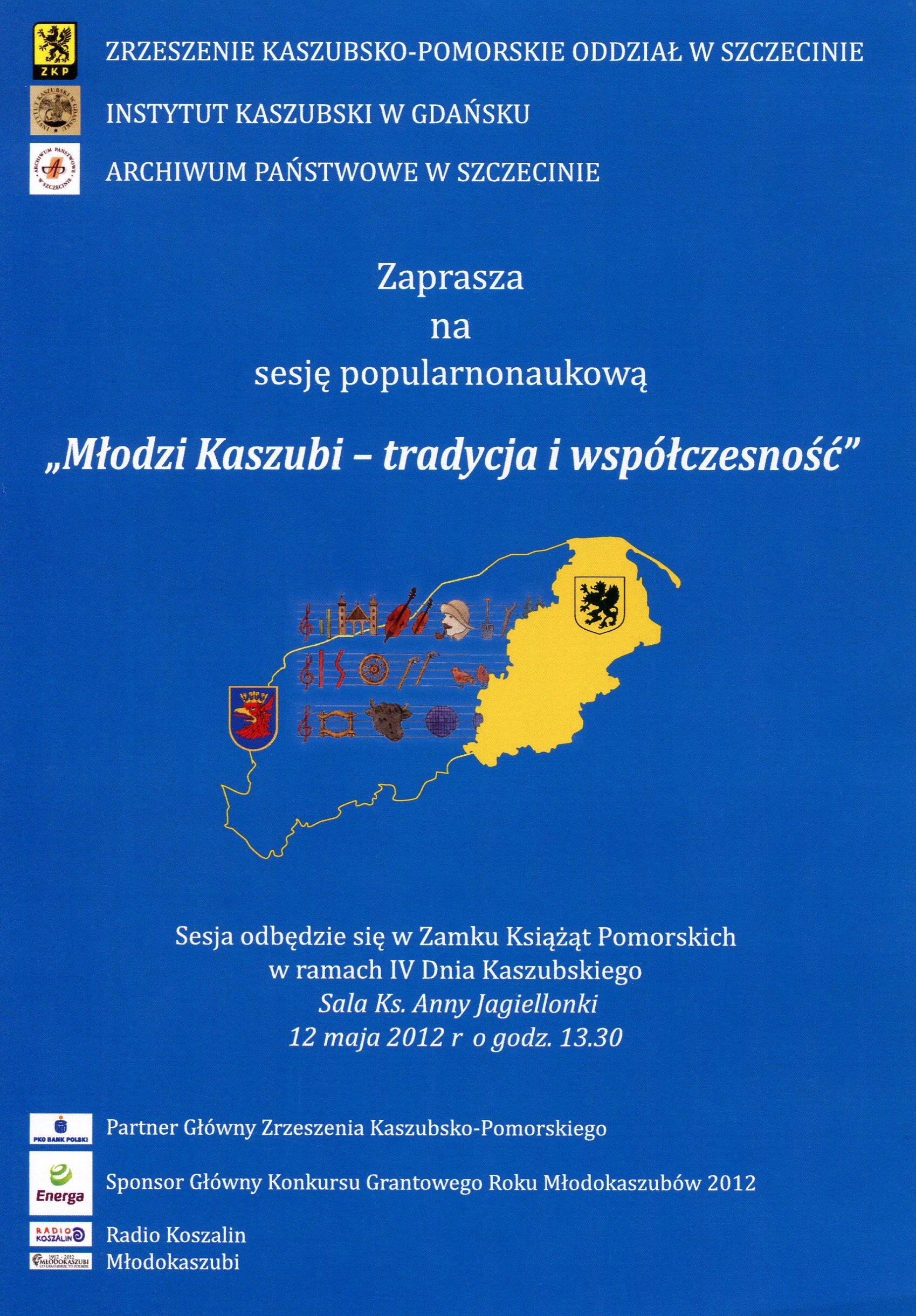 IV Dzień Kaszubski w Szczecinie | Archiwum Państwowe w