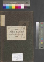 Sterbe-Register (Neben-Register)